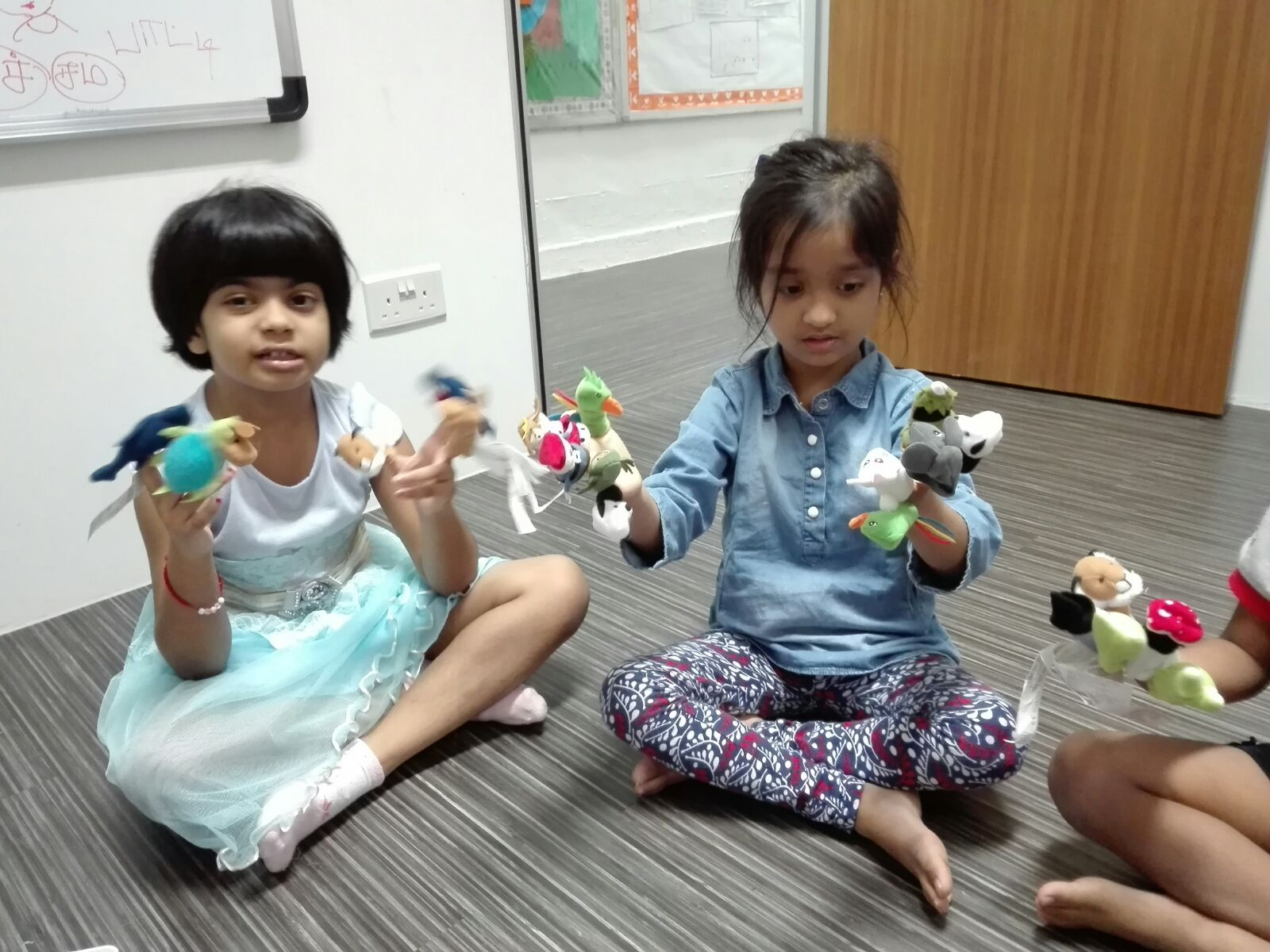 Story Telling - Tamil Oral Practice