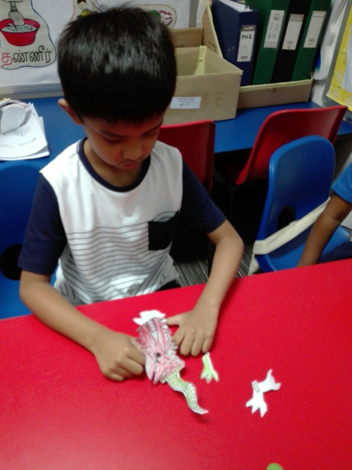 CNY kids activity