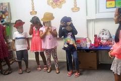 Kids enjoying Speech & Drama