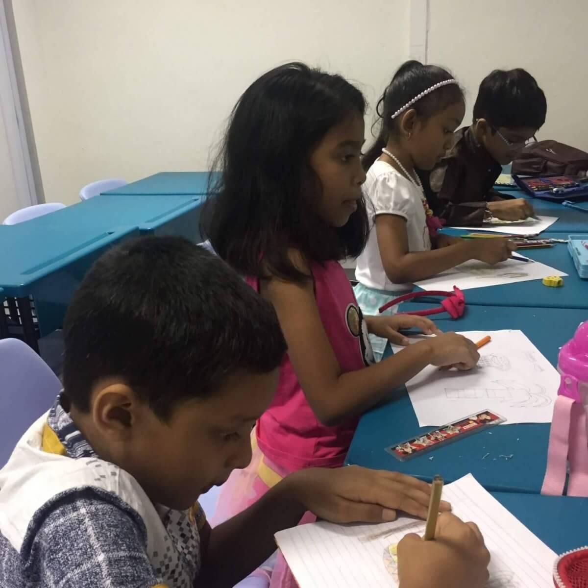 Tamil creative writing