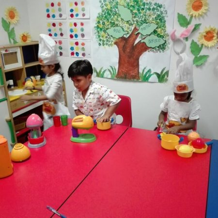 Nursery and Kindergarten Tamil class