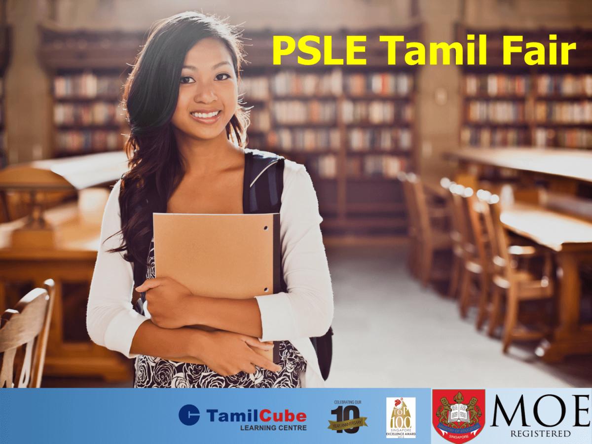 PSLE Tamil Fair 2019